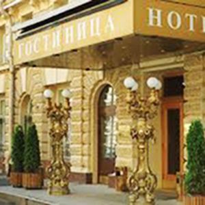 Гостиницы Вышкова