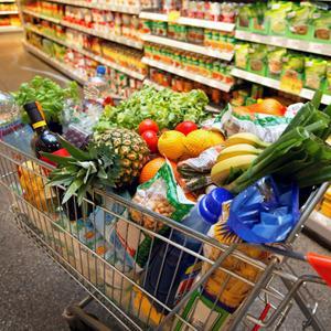 Магазины продуктов Вышкова
