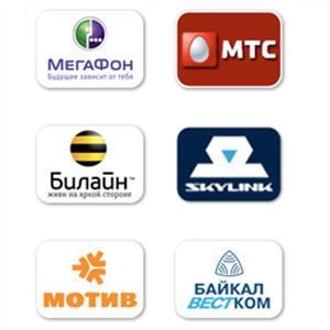 Операторы сотовой связи Вышкова