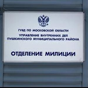 Отделения полиции Вышкова