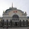 Железнодорожные вокзалы в Вышкове