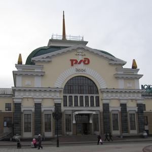 Железнодорожные вокзалы Вышкова